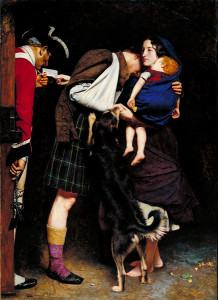 Sir-John-Everett-Millais-The-Order-of-Release-1746