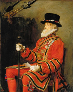 Sir-John-Everett-Millais-The-Yeoman-of-the-Guard