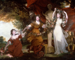 Sir-Joshua-Reynolds-Three-Ladies-Adorning-a-Term-of-Hymen