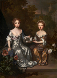 Willem-Wissing-Portrait-of-Henrietta-and-Mary-Hyde